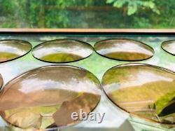 10 Vintage Ray Ban B&L USA Sunglass Copper Photochromic Lense Rare NOS RAW 70mm