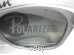 Authentic Ray-Ban WAYFARER EASE RB 4340 601/58 50 Black / Green Polarized Small