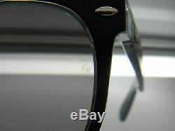 Authentic Ray-ban Wayfarer Rb 2132 6053/m3 55mm Blue / Grey Gradient Polarized
