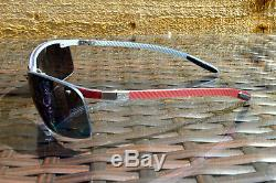 Authentic Rayban TECH sunglasses RB8305 142/T3 Carbon Red / Grey Polarised 63mm