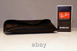 Authentic Vintage Ray-Ban Mens Polarized Sunglasses Black RB 2132 622/58 25612