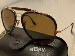 B&L RAY-BAN TRADITIONALS STYLE G 6214 B-15 Outdoorsman II Bausch&Lomb Vintage