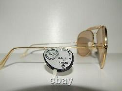 B&l Ray-ban Generalbarvintage Aviator Sunglassesnever Usedold Stocktrendy