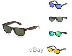 Brand New! Ray-Ban New Wayfarer Sunglasses RB2132
