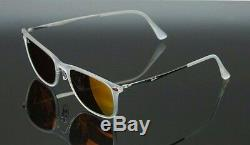 NEW Genuine RAY-BAN LIGHT RAY WAYFARER Red Mirror Sunglasses RB 4225 646/6Q 52mm