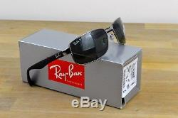14cefacc2c NEW Ray-Ban RB3478 004 58 60mm Sunglasses Gunmetal   Polarized Green