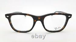 NEW RayBan RX Frame RX5248 2012 51 Dark Tortoise AUTHENTIC Wayfarer 5248 51mm