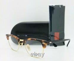 NEW Rayban Rx Eyeglasses Frame RX5154 5494 51mm Black Tortoise Gold 5154 GENUINE