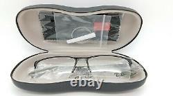 NEW Rayban Rx Eyeglasses Frame RX6335 3010 56mm Black Gunmetal Olive AUTHENTIC
