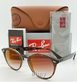 NEW Rayban Sunglasses RB2180 710/V0 51 Red Gradient Mirror AUTHENTIC 2180 round