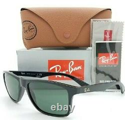 NEW Rayban sunglasses RB4234 601/71 58mm Black Classic Green AUTHENTIC RB4234