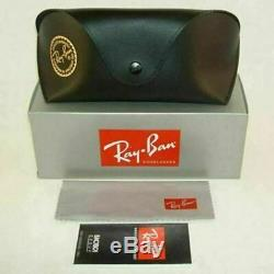 New Authentic Ray-Ban Unisex Sunglasses withGreen Polarized Lens RB3387 002/9A