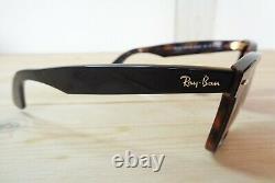 New Genuine Ray Ban Original Wayfarer Polarized Black Sunglasses RB2140