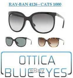Occhiali da Sole RAY-BAN CATS 1000 RB 4126 Ray Ban ORIGINALI Sunglasses gafas