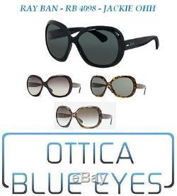 Occhiali da Sole RAYBAN JACKIE OHH II RB 4098 Ray Ban Sunglasses Women gafas