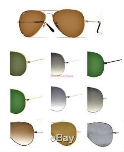 Occhiali da Sole/Sunglasses RAY BAN AVIATOR RB 3025 GOCCIA nuovi TUTTI I COLORI