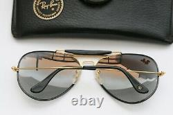 Original vintage Bausch Lomb Ray-Ban USA Precious Metals Sonnenbrille