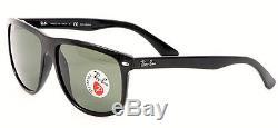 POLARIZED NEW Genuine RAY-BAN HIGHSTREET 60 MM Black Sunglasses RB 4147 601/58