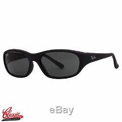 RAY-BAN DADDY-O 2 SUNGLASSES RB2016 W2578 Matte Black Frame BNB