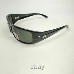 RAY-BAN POLARIZED SUNGLASSES RB4057 601/58 Black Frame With Dark Green POLARIZED