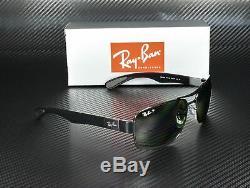 RAY BAN RB3522 004 9A Gunmetal Green Polarized 64 mm Men's Sunglasses