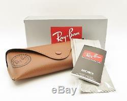 Ray Ban 2132 New Wayfarer 901/58 Black Polarized Buyer Picks Size New Authentic
