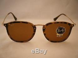 Ray Ban 2448N Light Havana w Brown Crystal (B-15) Lens (RB2448N 710)