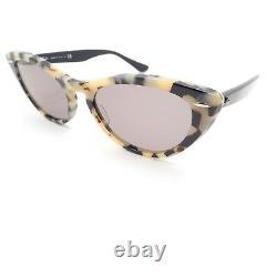 Ray Ban 4314 N Nina 1251/39 Havana Beige Gold Gray Sunglasses New Authentic