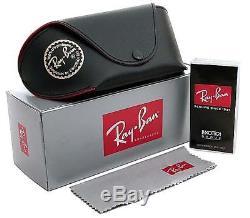 Ray-Ban Aviator Classic Black Frame Dark Green Lens Sunglasses RB3025 L2823