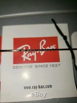 Ray-Ban Aviator RB3025 Gold Frame 58mm Green Lens Classic Sunglasses Polarized