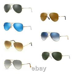 Ray Ban Aviator Sunglasses Your choice of color and size