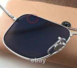 Ray-Ban CARAVAN ULTRA RB8034K 064KN4 TITANIUM POLARIZED Sunglasses