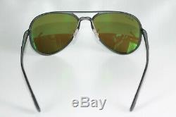 Ray Ban CHROMANCE POLARIZED Sunglasses RB4320CH 601SA1 Black With Blue Mirrored