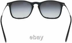 Ray-Ban Chris Black Unisex Sunglasses RB4187 622/8G 54