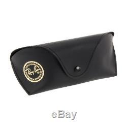 Ray-Ban Chromance Metal Frame Brown Lens Sunglasses RB3542