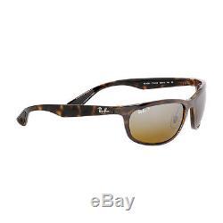Ray Ban Chromance Nylon Frame Brown Lens Sunglasses Rb4265