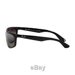 Ray Ban Chromance Nylon Frame Silver Lens Sunglasses Rb4265