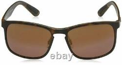 Ray-Ban Chromance Tortoise Frame / Polarized Brown Mirrored RB4264 894/6B 58