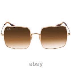 Ray Ban Evolve Orange Photocromic Square Unisex Sunglasses RB1971 914751 54