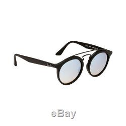 Ray-Ban Gatsby I Propionate Frame Silver Lens Sunglasses RB4256