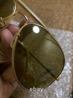 Ray Ban General 50 Bausch & Lomb 62mm