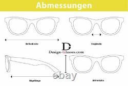 Ray-Ban Herren Damen Sonnenbrille RB4165 601/8G 54mm Justin schwarz