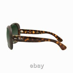 Ray Ban Jackie OHH II Shiny Havana 60 mm Sunglasses RB4098 710/71 60-14