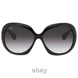 Ray-Ban Jackie Ohh II Grey Gradient Sunglasses RB4098 601/8G 60-14
