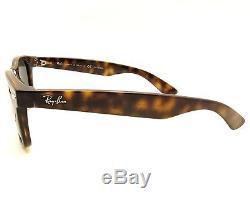 Ray Ban New Wayfarer 2132 902/58 Tortoise Buyer Picks Size New Auth Polarized