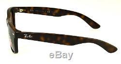Ray-Ban New Wayfarer Tortoise l Polarized Green Classic G-15 RB2132 902/58 55mm