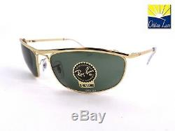 Ray Ban Olympian 3119 001 Easy Rider G15 Sunglass Sonnenbrille Vintage