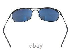 Ray-Ban Olympian Men's Metal Blue / Grey Classic Sunglasses RB3119 9161R5 62-19