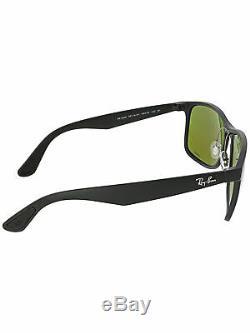 Ray-Ban Polarized Chromance RB4264-601SA1-58 Black Square Sunglasses