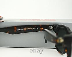 Ray Ban RB 2132 Wayfarer Classic 902 Tortoise/Green Classic G-15 Glass Lens 55mm